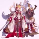 【グラブル】ヴァジラの属性予想、元ネタの設定や色から判断すると光っぽいが四騎士見てると当てにならなさそう