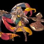 【グラブル】反逆スキル持ちのネモネ斧・ブラビューラ、全体攻撃のスノウホワイト相手に活かしやすく運用もありかもしれない