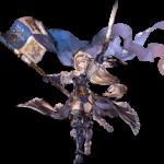 【グラブル】剣得意追加とならなかった光ジャンヌ、左手に持ってる武器は一体何なんだよ…