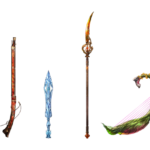 【グラブル】新四象武器は交換に必要な輝き数3万で在庫は1個、4凸素材はこれまでの四象武器と同じ印符1枚・武器エレ20個・ジーン100個と易しい設定