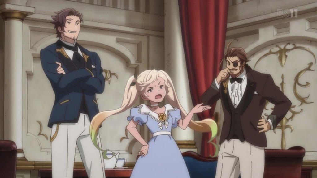 グラブル】アニメ2期第2話感想まとめ、メインキャラやヴィーラの