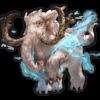 【グラブル】ガチャ版黄龍石シリーズの土石・マンモスが登場!召喚効果はこの系統恒例の連撃UP+追撃だが土の場合ゴリラと追撃が共存可能なためなかなかに強力