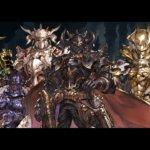 【グラブル】黒騎士→黄金の騎士ときて残りの七曜の騎士のプレイアブル実装と属性が気になるところ/詳細不明な白騎士、緑騎士の正体がわかるのはいつになるのか