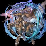 【グラブル】ゼノサジ撃滅戦が開催中、マルチは水着ミムメモのおかげでかなり早く処理できるように